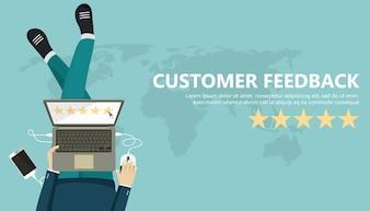 Valoración del servicio al cliente