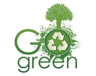 vaya concepto grunge verde
