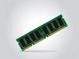 Vector de memoria de acceso aleatorio