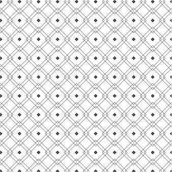 Vector patrón geométrico abstracto