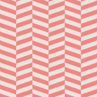 zigzag patrón transparente geométrica