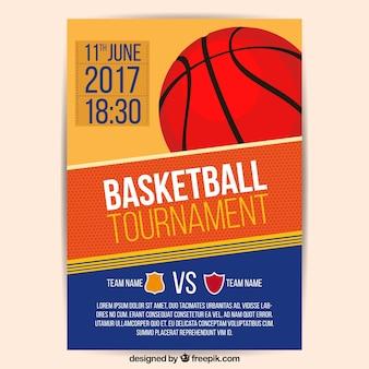 2017 Basketball-Turnier Broschüre