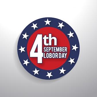 4. September Tag der Arbeitstag