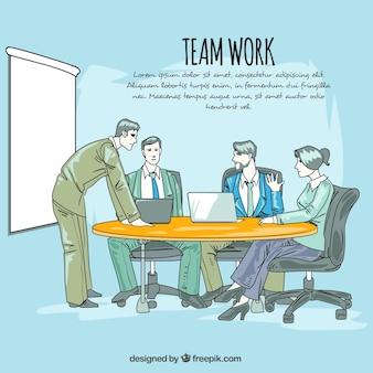 Abbildung Business-Meeting