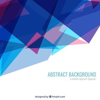 Abstrakt: Dreiecke Hintergrund