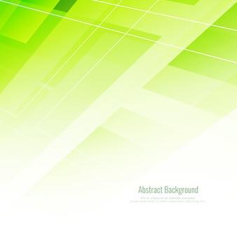 Abstrakt eleganten hellen grünen polygonalen Hintergrund