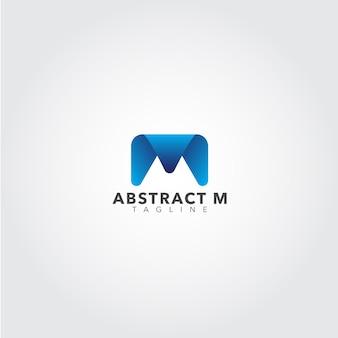 Abstraktes Logo Design