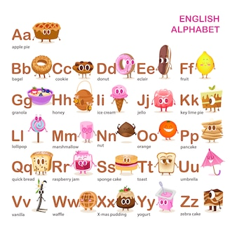 Alphabet Essen Design