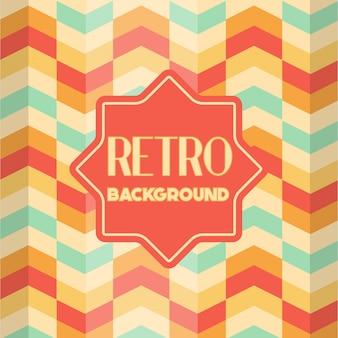 Alte Vintage-Stil Hintergrund Design