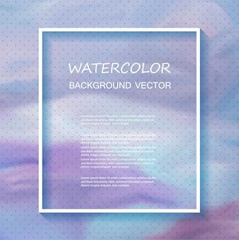 Aquarell-Hintergrund-Design