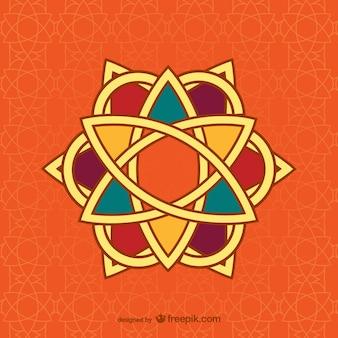 Arabische Ornament