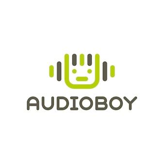 Audio Boy Logo