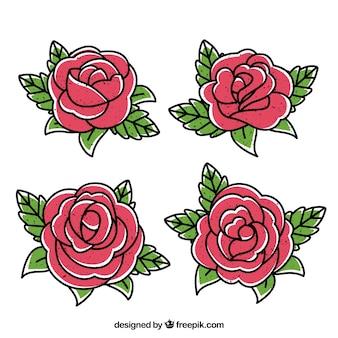 schwarze rose vektoren fotos und psd dateien kostenloser download. Black Bedroom Furniture Sets. Home Design Ideas