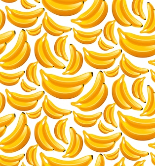 Banane nahtlose Muster