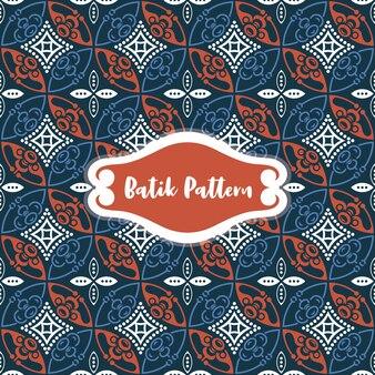 Batik-Muster backdround