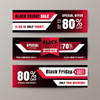 Black Friday Web-Banner