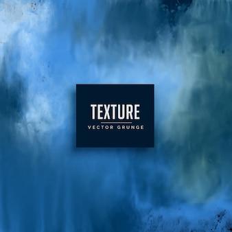 Blaue Grunge Textur Hintergrund in schmutzigen Stil