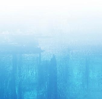 Blauer Aquarellhintergrund