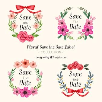 Blumenkranz Kollektion für Hochzeit