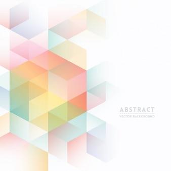 Bunte abstrakte Hintergrund