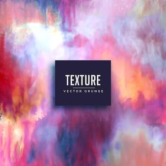 Bunte Textur Hintergrund mit Aquarellen gemacht