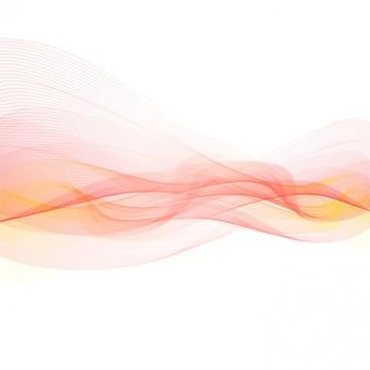Bunte Welle Hintergrund