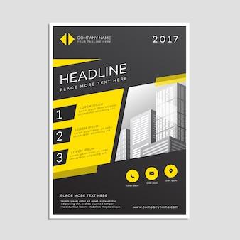 Business-Poster Vorlage