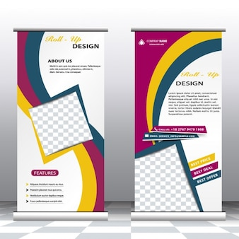 Business-Roll-up Banner