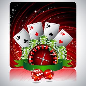 Casino backgorund Design