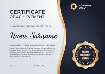 Certificate Template-Design