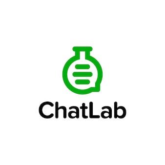 Chat Lab Logo