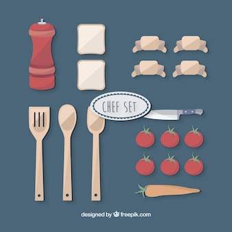 Chef-Set