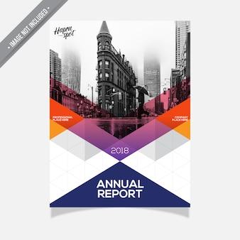 Cover Geschäftsbericht Corporate Template