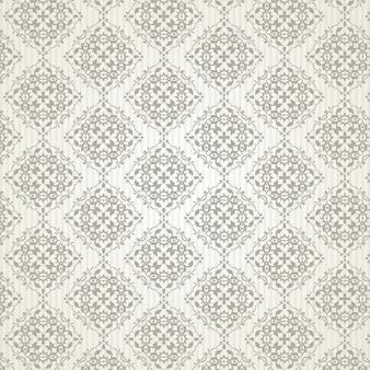 Dekorative Hintergrund mit einem Vintage-Stil Muster
