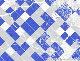 Dekorativen Mosaik Textur Hintergrund