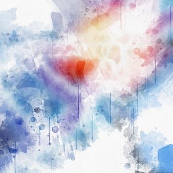 Detaillierte Aquarell Textur Hintergrund