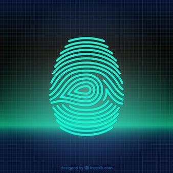 Digital-Fingerabdruck