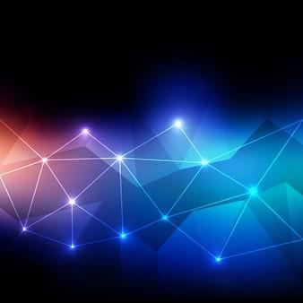 Digitaltechnik Hintergrund