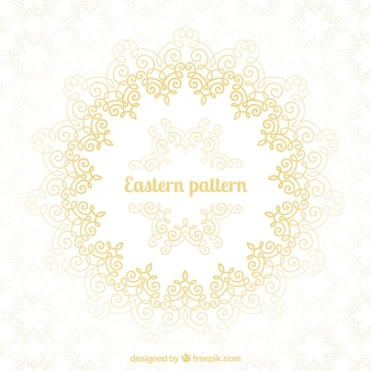 Eastern Muster Design
