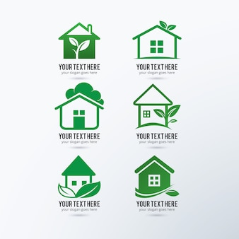 Eco Logos Sammlung