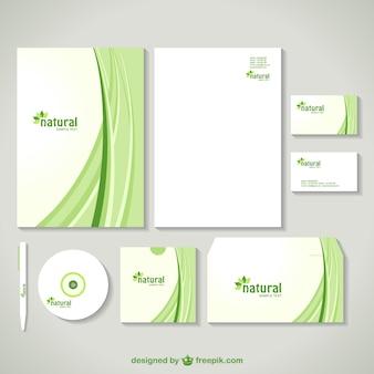 Ein Trend, Waren Verpackungs-Design Vektor-Material