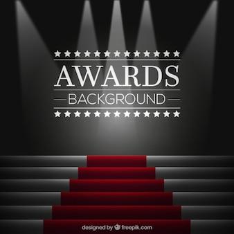 Elegante Auszeichnungen Hintergrund