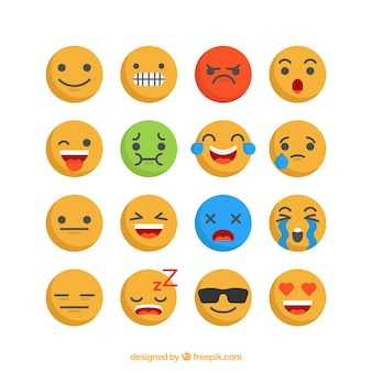 Emoticon-Set