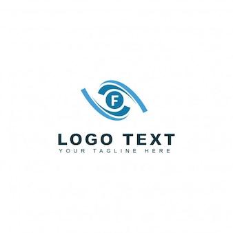 F Buchstaben Logo