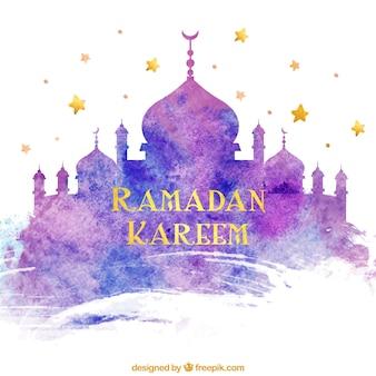 Festa junina ramadan hintergrund