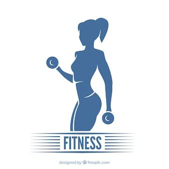 Fitness-Konzept