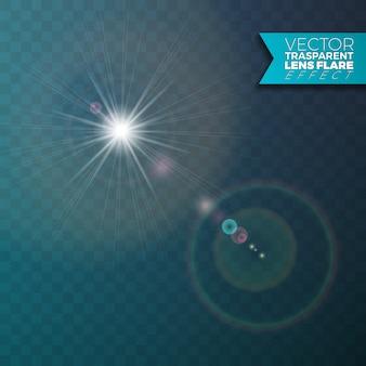 Flare Effekt Design