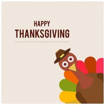Fröhliches Thanksgiving