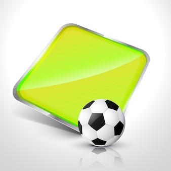Fußballdesign