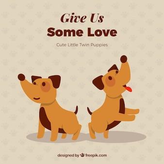 Geben Sie uns etwas Liebe